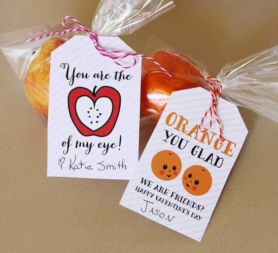Candy Cards - Handmade Valentine Day Card Ideas for Friends