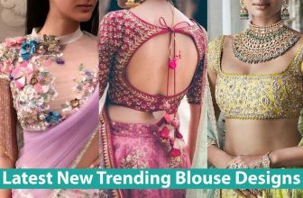 Latest New Trending Blouse Designs