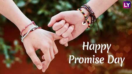 happy promise day during valentine week