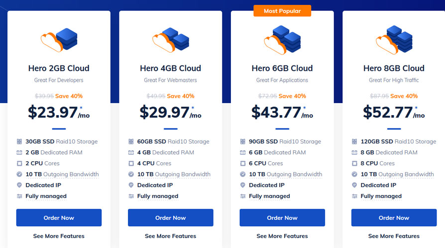 namehero vps hosting coupon