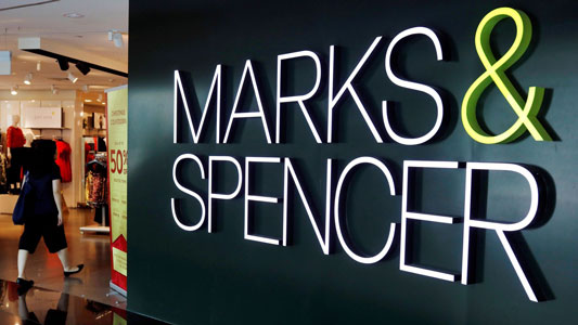 about marks & spencer