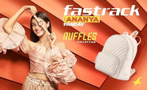 fastrack ruffles collection