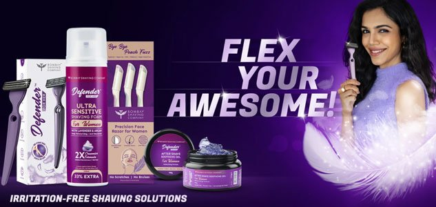 flex your awesome irritation free shaving solutions
