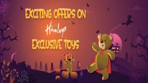 how to save more at hamleys