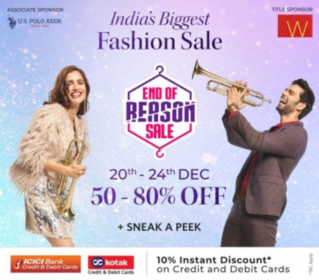 india biggest fashion sale
