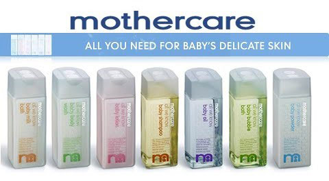 mothercare all you need for baby delicate skin