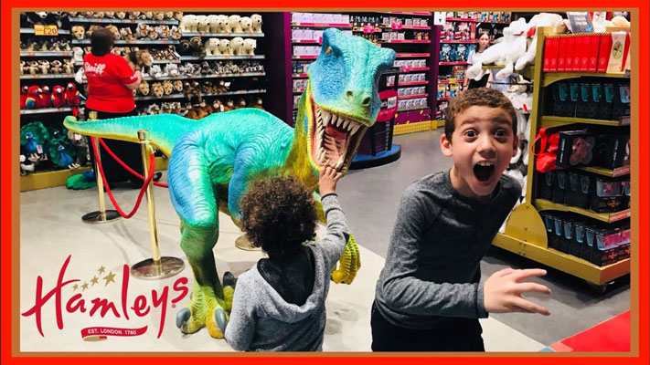 why hamleys is the best toy store for children