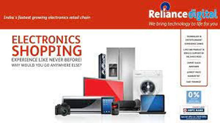 Products you can Buy at Reliance Digital