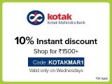 Bigbasket Kotak Bank Offer, [10% DISCOUNT] on Rs.1500 (Wednesday)