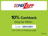 Payzapp Bigbasket Offer June 2020, [10% CASHBACK] on Grocery