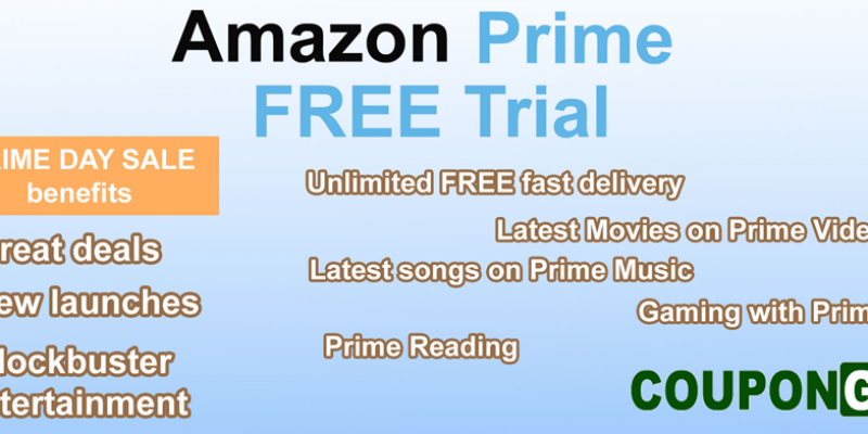 Amazon Prime Free Trial How To Join 30 Days Prime Free Trial In India