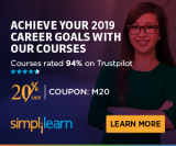 Online Classroom Live at 20% Discount Coupon Code by SimpliLearn