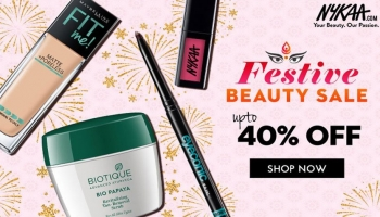 L'Oreal offers – Upto 35% off