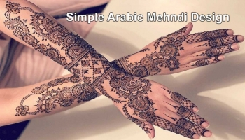 50 Easy & Simple Arabic Mehndi Design | Best Mehndi Designs 2020