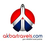 Akbar Travels Thursday Offer, 20,000 OFF on International Flights