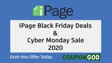 iPage Black Friday Deal 2020 & Cyber Monday Sale – Web Hosting Offers