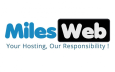 MilesWeb Black Friday Sale [Rs 40/m] on Web Hosting Plans with Free Domain