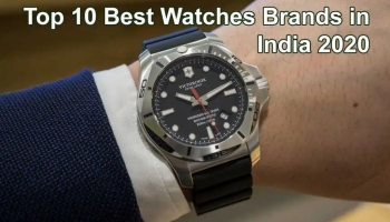 Top 10 Best Wrist Watch Brands For Men & Women in India 2020